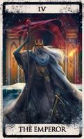 Bloodborne tarot IV by Wingless-sselgniW