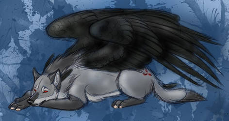 Sorrow by IsolatedHowl