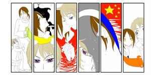 Scroll of Jouney by killmesoftlyluv