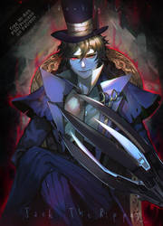 Jack The Ripper by mcmcLunar