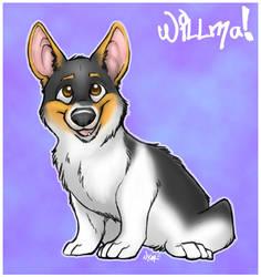 Willma for JeweledFaith by Nyaasu