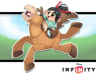 Ride 'em, Cowgirl! by Nyaasu