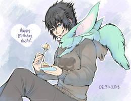 Happy Birthday Noctis! by Nyaasu