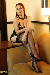DeviousReality - She Knows. II - 4.10.12 by Chrissy-Daniels