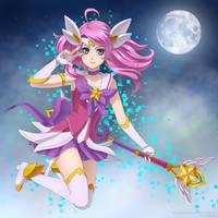 Star Guardian Lux by Selene-Galadriel