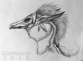 A Creature Design by MapleKemon