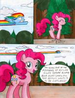 Pinkie Le Pew by thedarklordkeisha