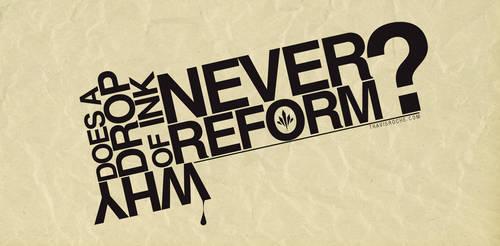 reform. by rolindadice64