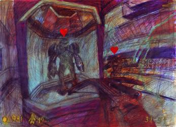 Still life by Half-Life by JOJOKYRA