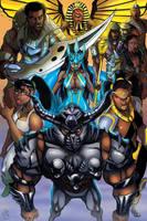 All Knightz 3 by VallyFran