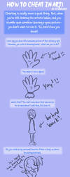How To Cheat In Art: Tutorial by icyookami