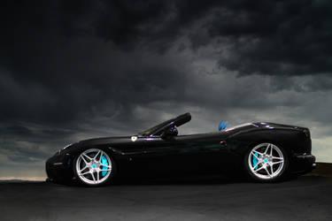 Ferrari California Render by Enkphoto