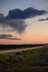 Strange Colorado Sky by Enkphoto