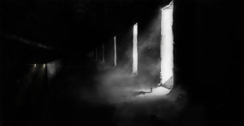 Un Corbeau - Underground by DanielTPL