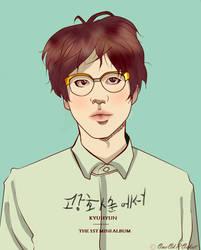 Ready fanart :D Cho Kyuhyun by OneOkrocket97