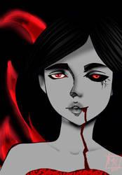 Mindy Manson by OneOkrocket97