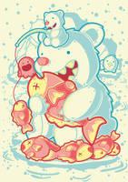 polar bear by drud-studio