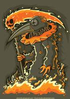 grim reaper by drud-studio