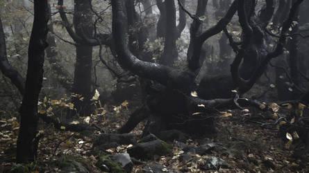 Demonic activity by kriskeleris