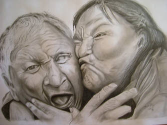 Will and Nan by Brett1