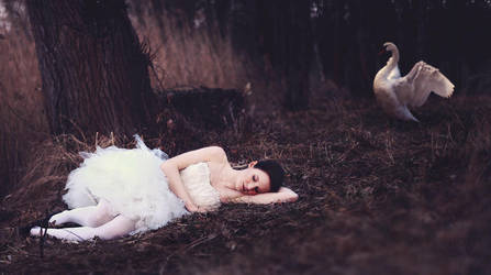 In Her Dreams by photoflake