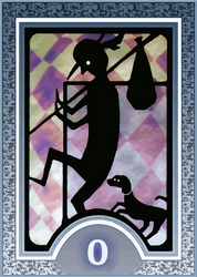 Persona Tarot Card HD - The Fool by The-Stein