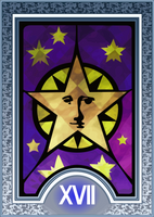 Persona Tarot Card HD - The Star by The-Stein