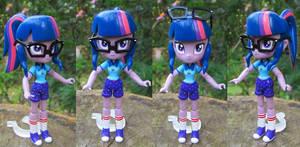 Customized EqG Minis Sci-Twi by daisymane