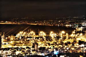 HAIFA port by dimkabar