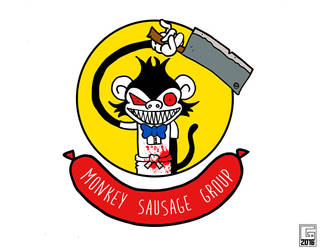 Monkey Sausage Group by Eastforth