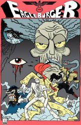 Eagleburger WP Comics Print by Eastforth
