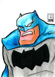 Batman DKR by Eastforth