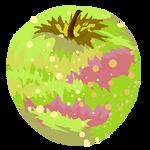 Poison apple by Ahborson