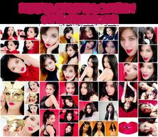 HyunAh (4 Minute) PHOTOPACK CAPTURE #82 by Hwanghwang