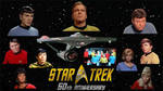 Star Trek 50th Anniversary (Youtube video) by RoyPrince