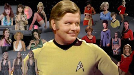 Star Trek (Capt Benny Hill) by RoyPrince