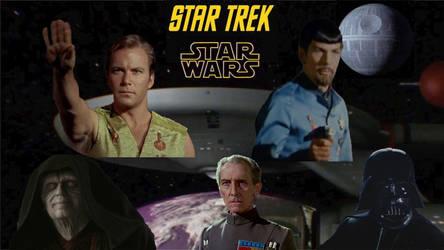 Star Trek Star Wars (The Empire) by RoyPrince