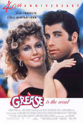 Grease 40th Anniversary by RoyPrince