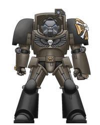 Fortress Marine Terminator by heavyneos