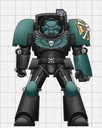 Terminator Honour Guard by heavyneos