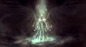 Malthael - Angel of Death by TheMemari