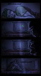 Insomnia 1 by tormentedshadow