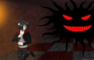 Hallway of Shadows by crazy4anime09