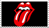The Rolling Stones Stamp by Voltage7625