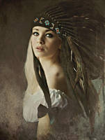The HeadDress by AliciaUlrich