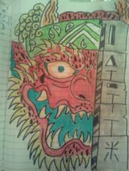 Gangster oni demon by dannydark895