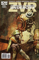 Zombies vs Robots Undercity.3 by FabioListrani