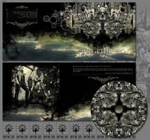 Grigio Impero-CD-Artwork by FabioListrani