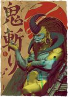 Demonoid Phenomenon pt.01 by FabioListrani