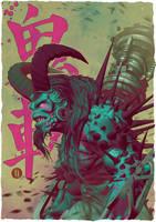 Demonoid Phenomenon pt.02 by FabioListrani